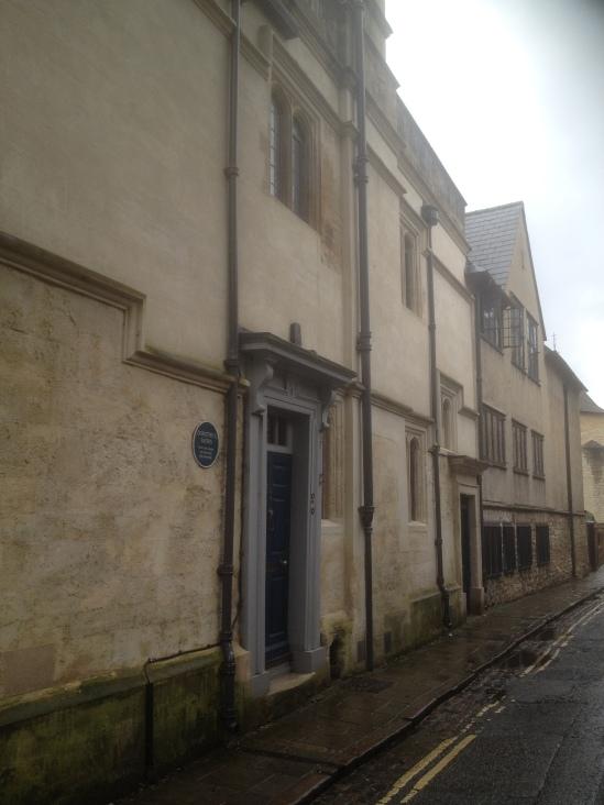 Dorothy L Sayers House