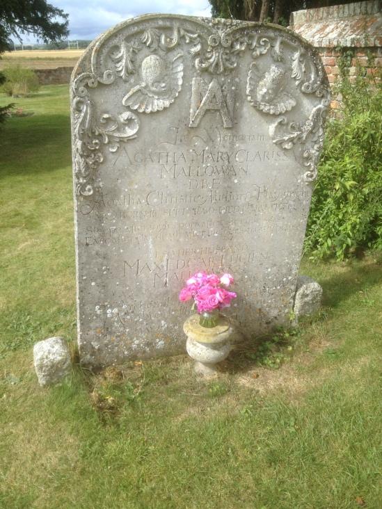 Christie's Grave